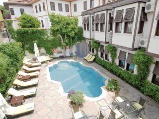 Antalya im Aspen Hotel