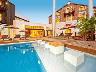 Knysna im The Turbine Boutique Hotel & Spa