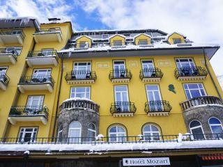 Urlaub Bad Gastein im Hotel Mozart