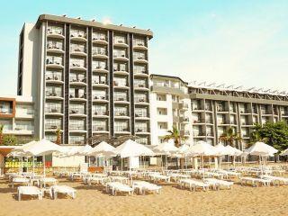 Urlaub Goldstrand im Grifid Hotel Marea
