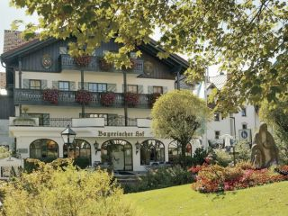 Oberstaufen im Hotel Bayerischer Hof