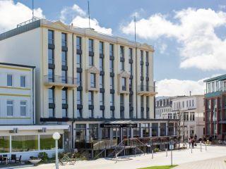 Norderney im Michels Strandhotel Germania