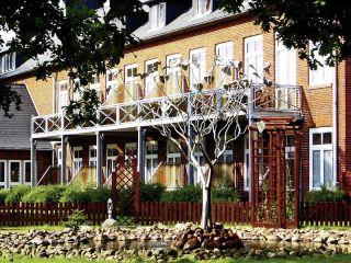 Tönning im Bio-Hotel Miramar
