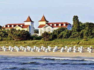 Urlaub Zinnowitz im Hotel Kleine Strandburg