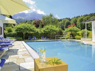 Berchtesgaden im Alm- & Wellnesshotel Alpenhof