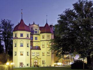 Bertsdorf-Hörnitz im Schloßhotel Althörnitz