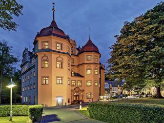 Urlaub Bertsdorf-Hörnitz im Schloßhotel Althörnitz