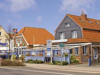 Norden im Hotel Simone Norddeich