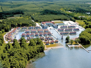 Rheinsberg im Sarcon Marinapark Rheinsberg