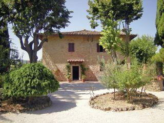 Urlaub San Gimignano im Il Casale Del Cotone & Rocca Degli Olivi