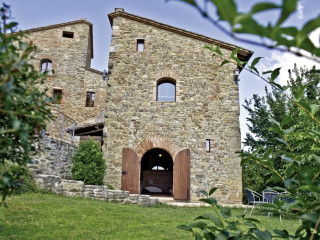 Urlaub Castiglione della Valle im Castello Monticelli