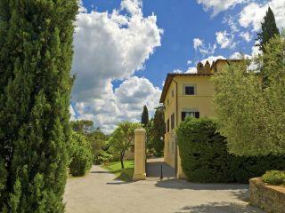 Tavernelle im Relais Villa Monte Solare