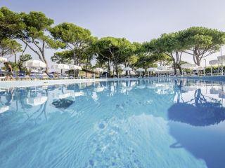 Urlaub Porto Santa Margherita im Hotel San Giorgio