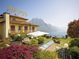Riva di Solto im Hotel & Ristorante Miranda