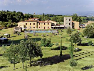 Urlaub San Gimignano im Casolare le Terre Rosse