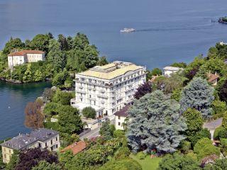 Urlaub Pallanza im Grand Hotel Majestic