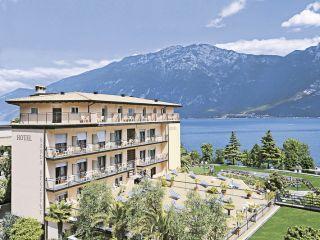 Urlaub Limone sul Garda im Hotel Garda Bellevue