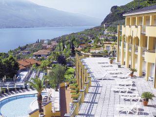 Urlaub Limone sul Garda im Hotel Cristina
