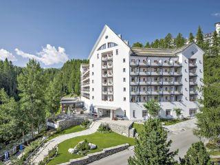 Urlaub Sils-Maria im Hotel Schweizerhof