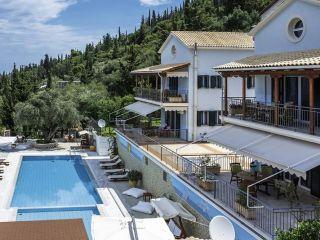 Urlaub Agios Nikitas im Liogerma Luxury Villas Apartments