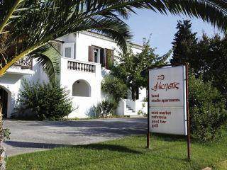 Urlaub Skopelos-Stadt im Alkistis Hotel