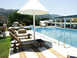 Urlaub Andros im Paradise Art Hotel
