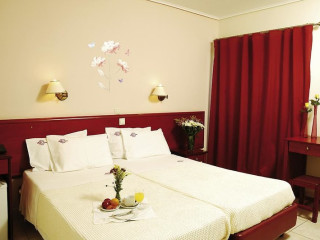 Urlaub Loutraki im Ilion Hotel