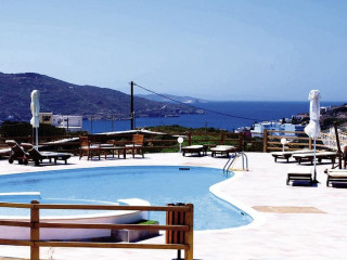 Urlaub Katapola im Amorgion Hotel