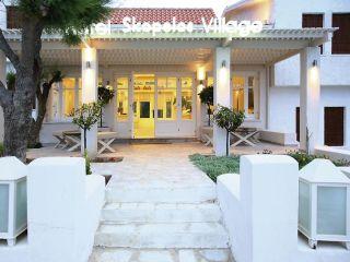 Urlaub Skopelos-Stadt im Skopelos Village Hotel
