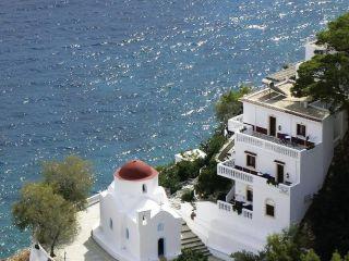 Urlaub Kyra Panagia im Akropolis