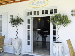 Mykonos-Stadt im Elena Hotel