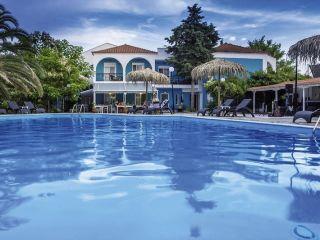 Urlaub Prinos im Chatziandreou Hotel