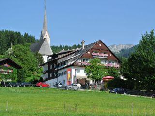 Urlaub Gosau im Gasthof-Pension Kirchenwirt