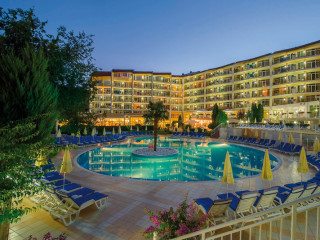 Goldstrand im Madara Park Hotel