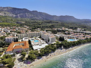 Urlaub Tucepi im Bluesun Hotel Alga