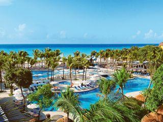 Playa del Carmen im RIU Yucatan