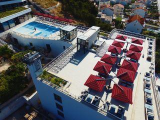 Urlaub Dugi Rat im Hotel Plaza Duce