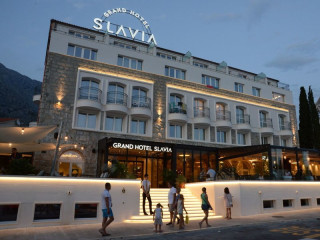 Urlaub Baška Voda im Grand Hotel Slavia