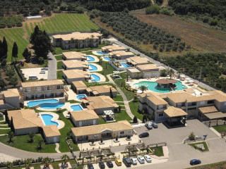 Urlaub Loutra Kyllinis im Olympia Golden Beach Resort & Spa