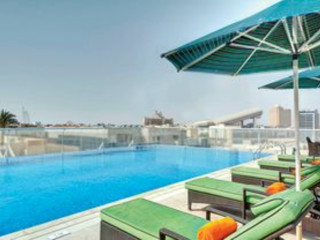 Dubai im Al Khoory Atrium Hotel