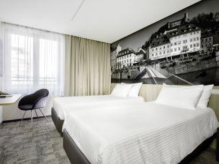 Ljubljana im City Hotel Ljubljana