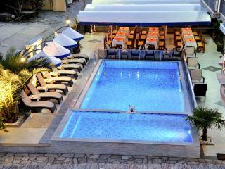 Urlaub Ulcinj im Hotel Montefila