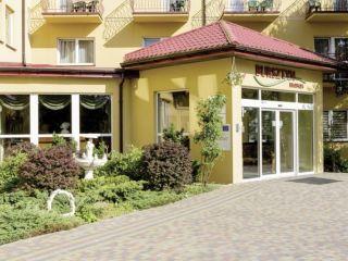 Urlaub Dabki im Hotel Bursztyn Spa & Wellness