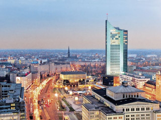 Urlaub Leipzig im Victor's Residenz-Hotel Leipzig