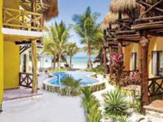 Urlaub Isla Holbox im Holbox Dream Beachfront Hotel
