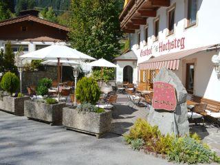 Mayrhofen im Gasthof Hochsteg