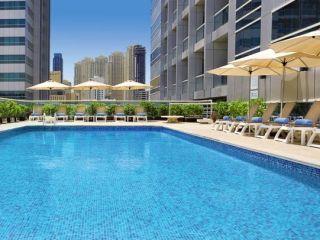 Dubai im Armada BlueBay Hotel