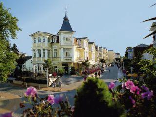 Urlaub Ostseebad Bansin im KAISER SPA Hotel zur Post