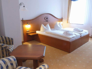 Bad Köstritz im Hotel Goldner Loewe