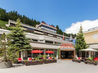 Champfer im Hotel Europa St. Moritz